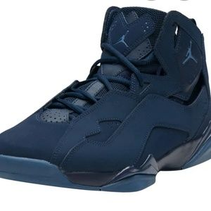 FUC Jordan True Flight Navy Blue Edition 8